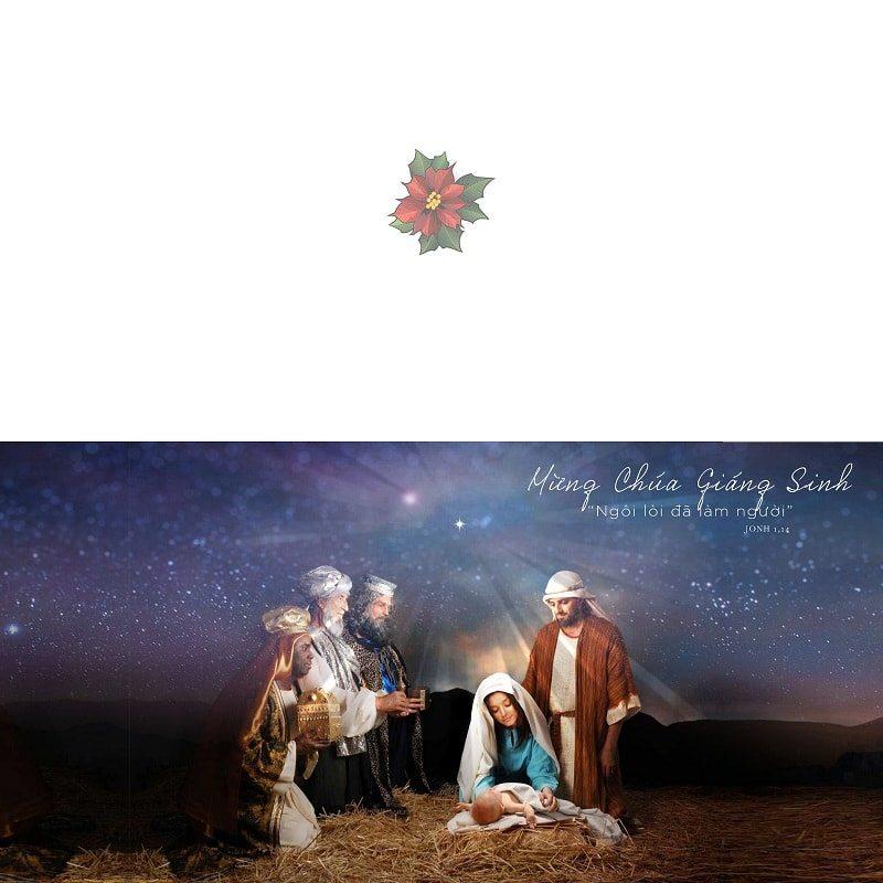 Thiệp giáng sinh 6