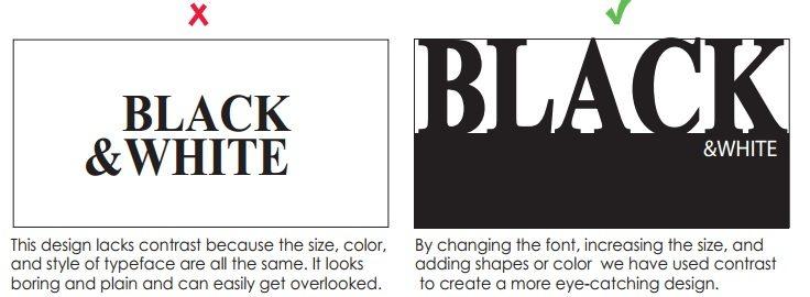 contrast-in-design