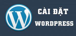 cài đặt website wordpress trên hosting