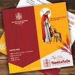 Thiệp mời Tân Linh Mục giáo phận Nha Trang
