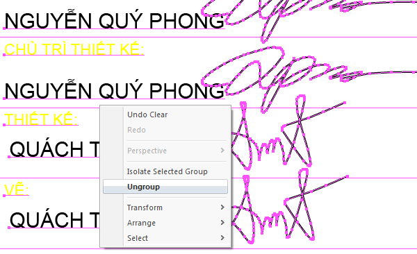 chuyen dwg sang pdf su dung illustrator