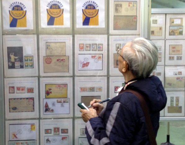 thiết kế tem bưu chính