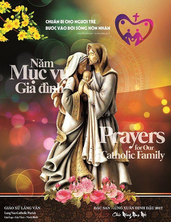 Bìa tập san công giáo