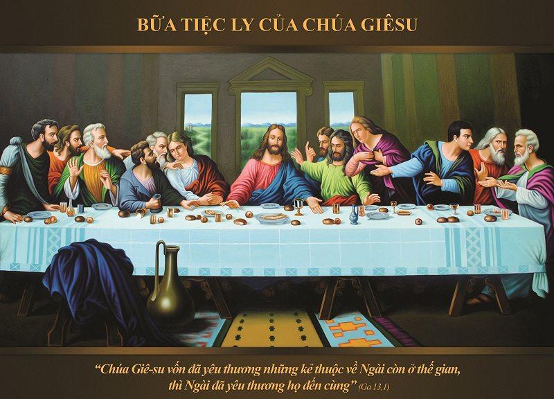 Bữa tiệc ly của Chúa Giêsu