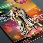 mẫu bìa tập san công giáo mừng xuân đinh dậu 2017