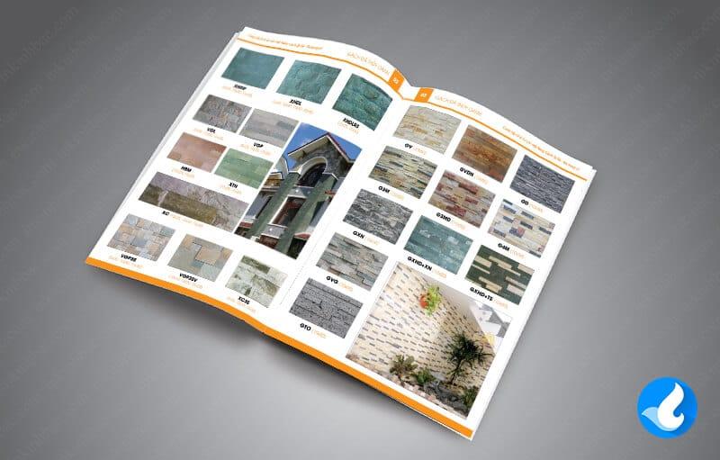 Catalogue cửa hàng đá ốp lát Thùy Oanh