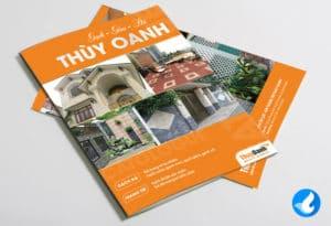 Catalogue cửa hàng vật liệu xây dựng Thùy Oanh
