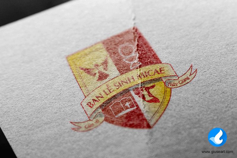 Logo ban le sinh