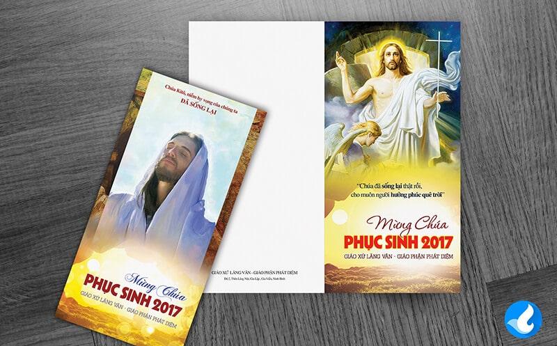 Thiệp Mừng Chúa Phục Sinh