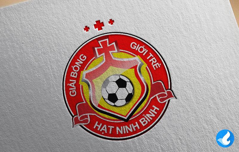 Logo giải bóng đá giới trẻ Hạt Ninh Bình lần thứ nhất