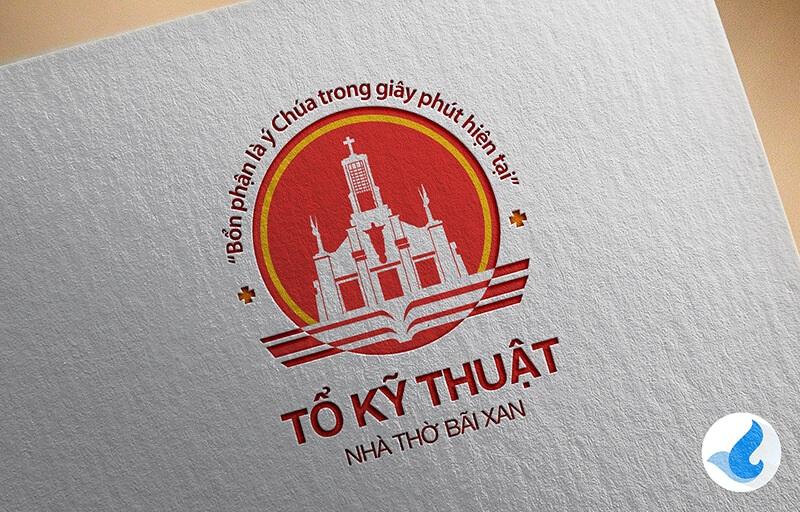 Logo Công giáo - Tổ kỹ thuật Nhà thờ Bãi Xan