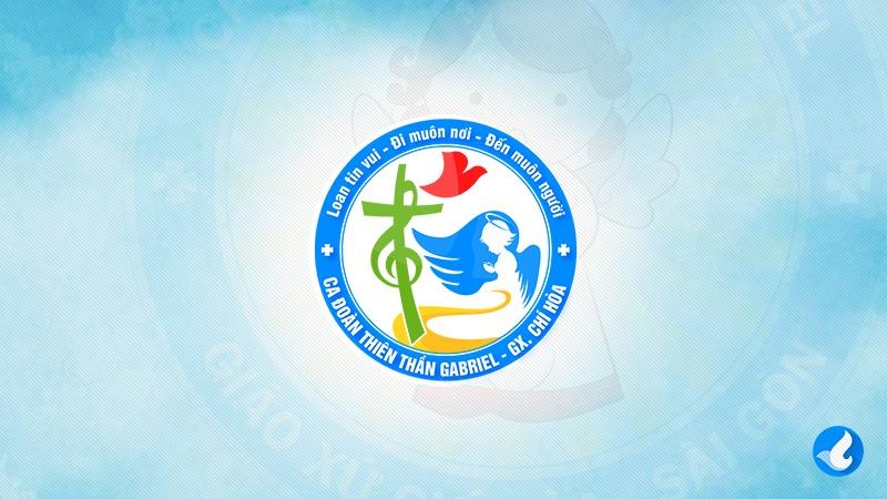 Logo Công giáo - Ca đoàn thiên thần Gabriel