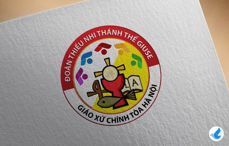 Logo TNTT Giáo xứ Chính Tòa Hà Nội