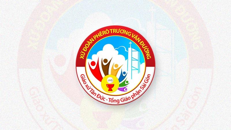 Logo Công giáo - TNTT Tân Đức Sài Gòn