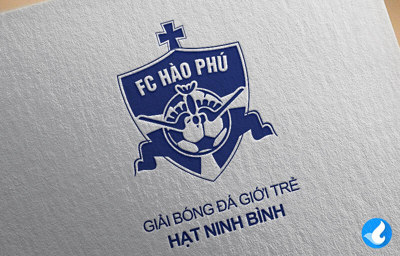 Logo FA Hào Phú - giải bóng đá giới trẻ