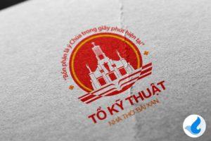 Logo Công giáo Tổ kỹ thuật Giáo xứ Bãi San