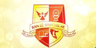 dạng logo công giáo hình khiên