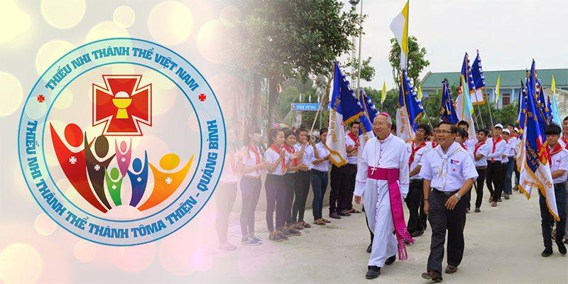 Logo Công giáo - Xứ đoàn TNTT Hướng Phương