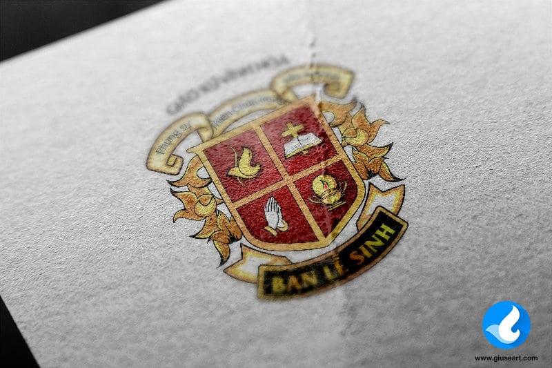 Catholic Logo - Logo ban lễ sinh