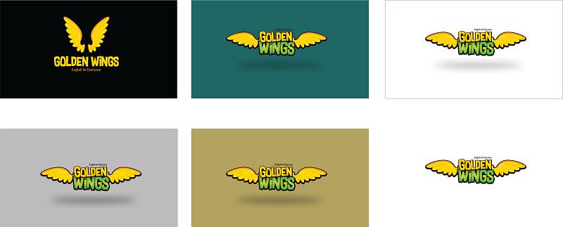 Các trường hợp sử dụng logo với màu nền