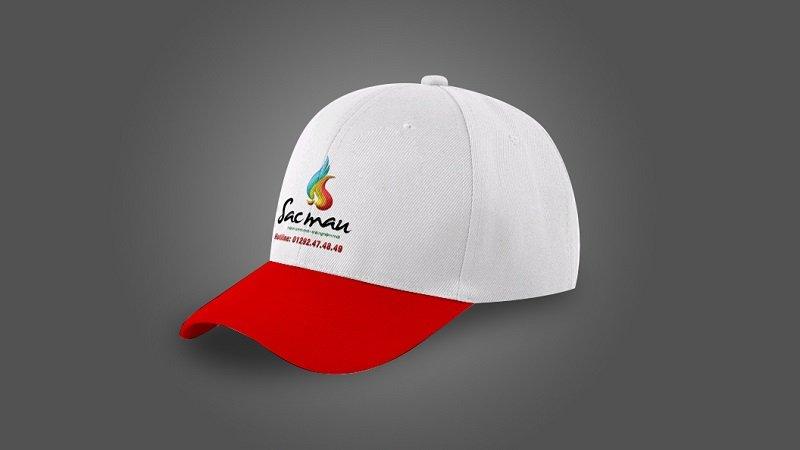 Mũ đồng phục Công ty Cổ phần Quốc tế Sắc Màu
