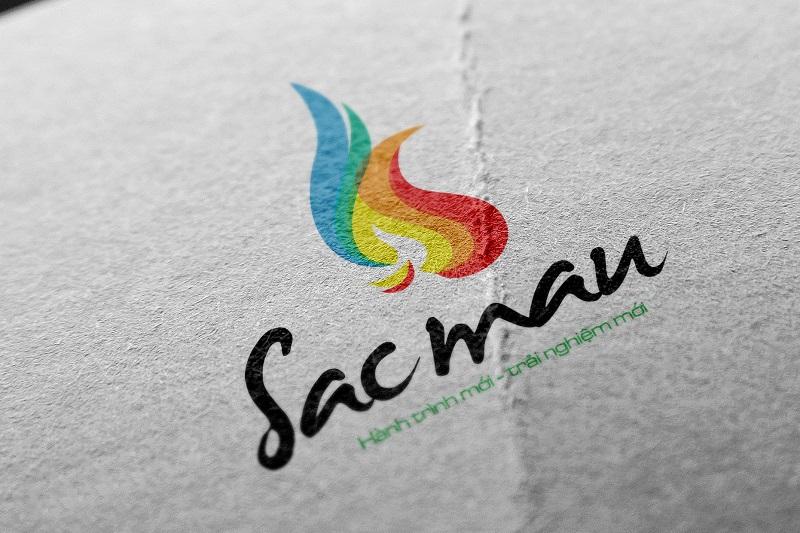 Logo công ty cổ phần quốc tế sắc màu 4