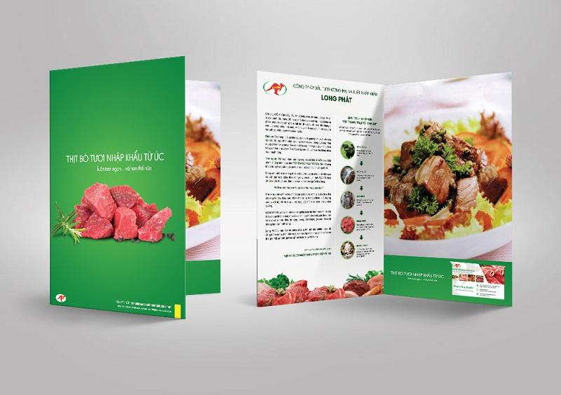 Catalogue Thịt bò tươi nhập khẩu 2