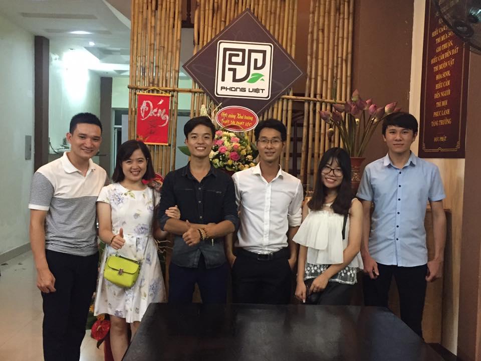 Thiết kế bộ nhận diện thương hiệu Chay Phong Việt