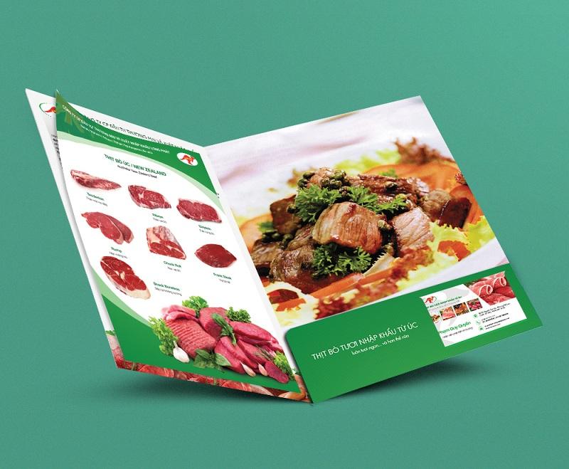 Catalogue Thịt bò tươi nhập khẩu 4