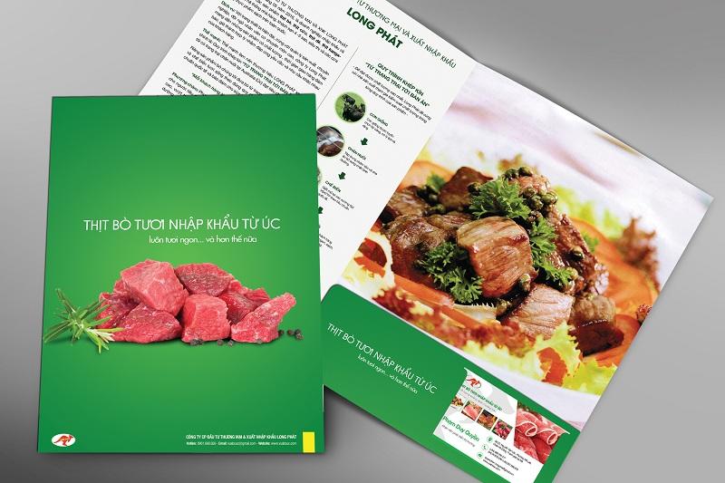 Catalogue Thịt bò tươi nhập khẩu 5