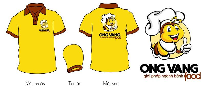 thiết kế đồng phục công ty