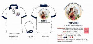 Áo đồng phục Công giáo - Tu sinh Mến Thánh Giá Phát Diệm