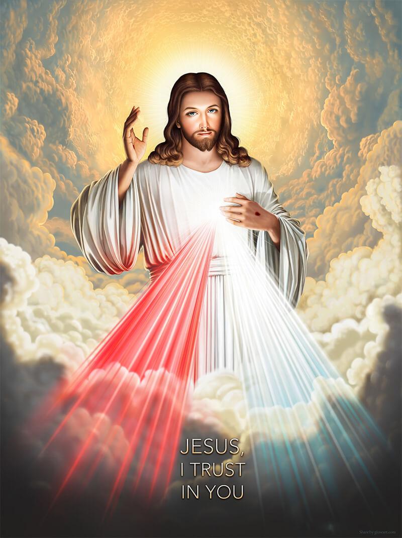 file in khổ lớn lòng chúa thương xót