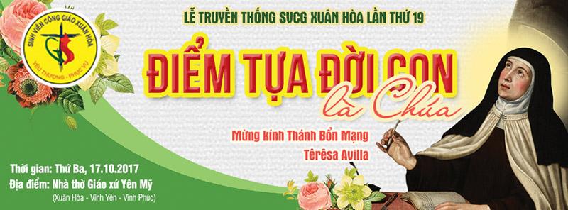 Cover facebook - Nhóm svcg Xuân hòa