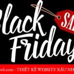 Ninhbinhweb.com giảm giá mẫu web nhân ngày Back Friday