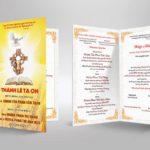 Thiệp mời Lễ tạ Ơn Tân Linh mục và Hồng ân Vĩnh Khấn 4