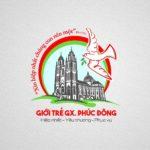 Logo Công giáo - Giới trẻ Giáo xứ Phúc Đông 3