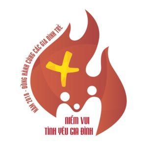 Logo Năm Mục vụ Gia đình 2018