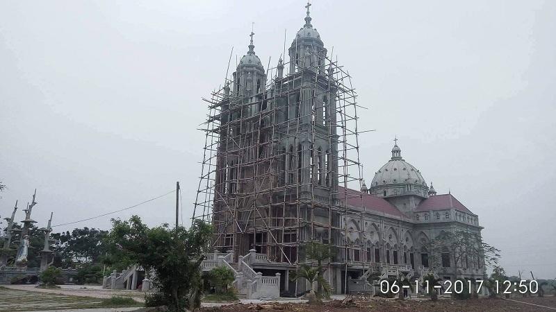 Nhà thờ giáo xứ Phúc Đông