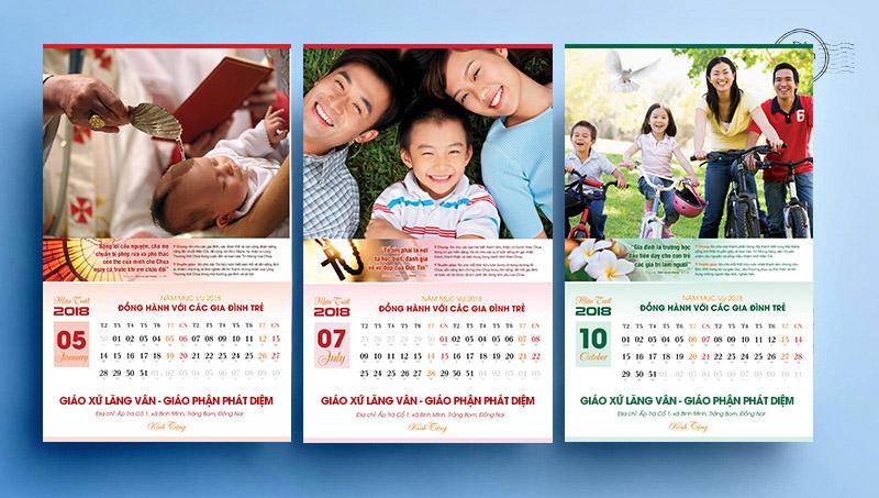 Thiết-kế-Lịch-Công-giáo-Bộ-lịch-Năm-mới-2018-Đồng-hành-với-các-Gia-đình-trẻa
