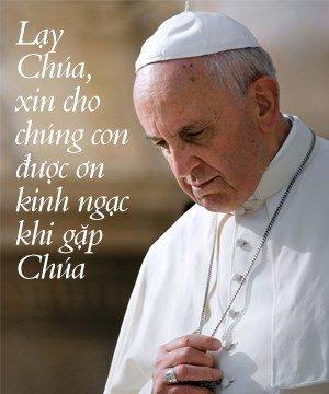Đức Thánh Cha Phanxico
