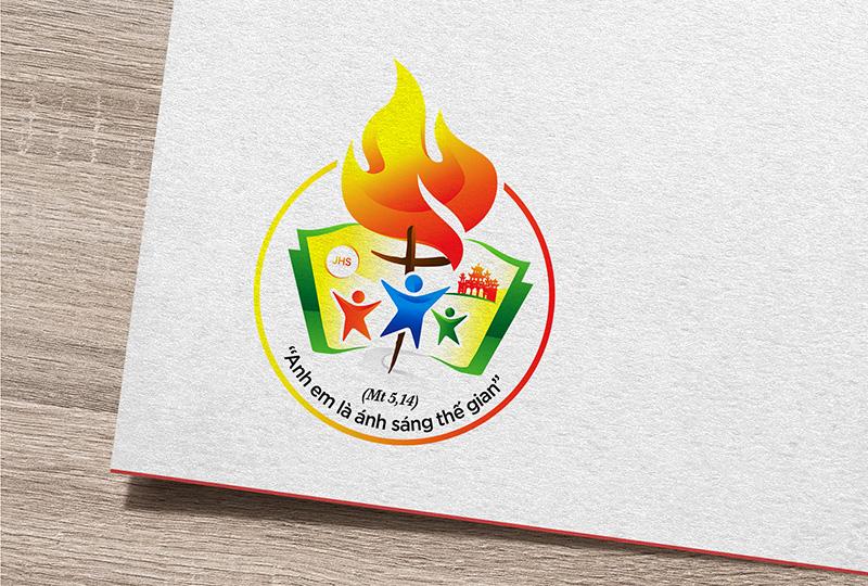 Giuseart.com-Logo-Ngày-gặp-mặt-Thiếu-Nhi-Phát-Diệm-lần-thứ-VI