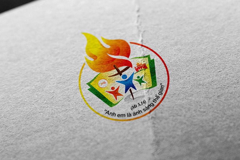 Giuseart.com-Thiết-kế-logo-Công-giáo---Ngày-gặp-mặt-Thiếu-Nhi