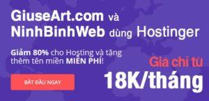 Giuseart-dung-hosting-tai-Hostinger