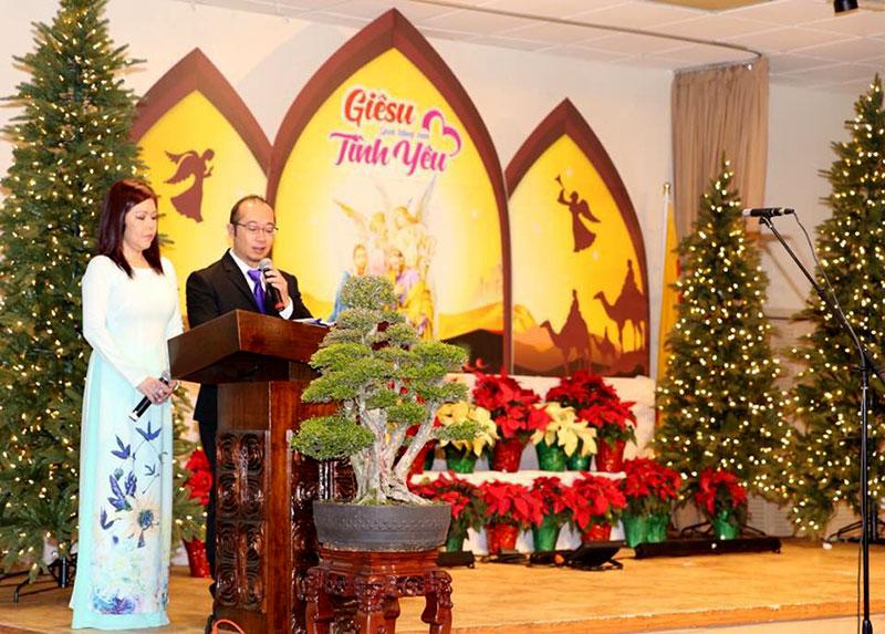 Giuseart.com - Phông sân khấu Giáng Sinh
