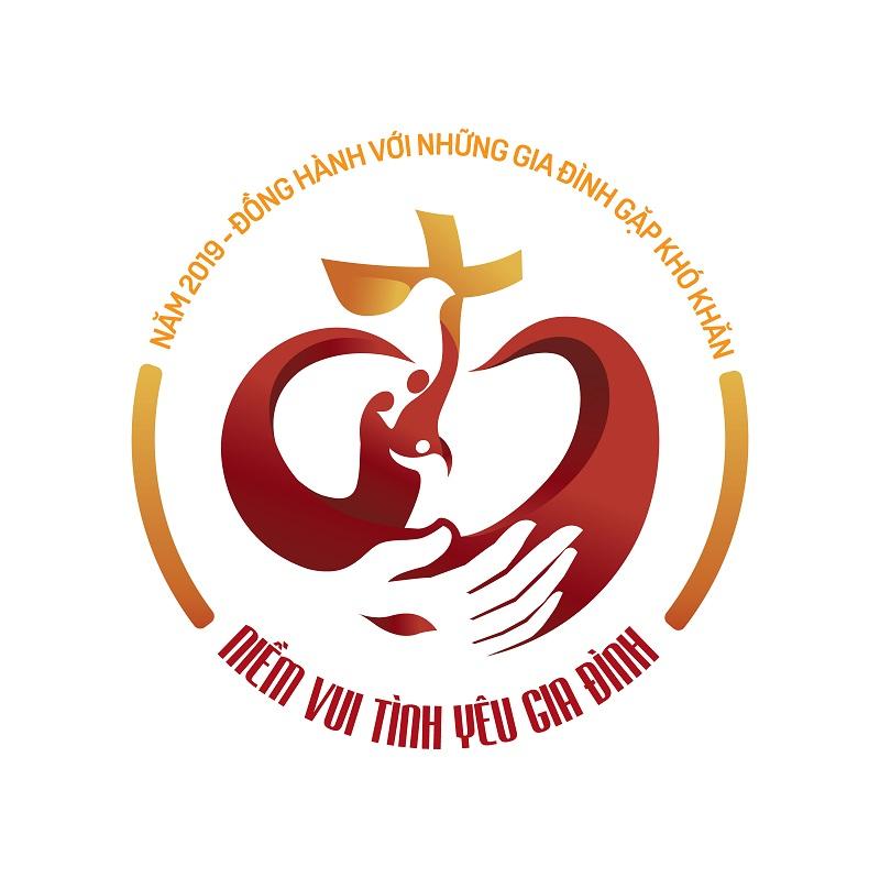 Giuseart.com Logo năm mục vụ 2019