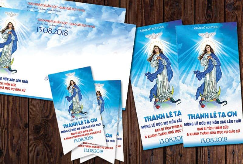 Giuseart.com-Thiết-kế-Thiệp-mời-Công-giáo-Bổn-mạng-Giáo-xứ-Núi-Tung