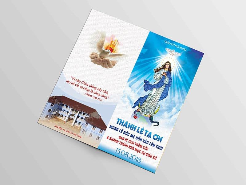 Giuseart.com-Thiết-kế-Thiệp-mời-Công-giáo---Bổn-mạng-Giáo-xứ-Núi-Tung