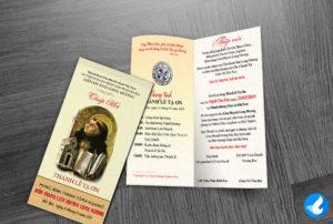 GiuseArt.com - Thiết kế Thiệp mời Công Giáo - Bổn mạng
