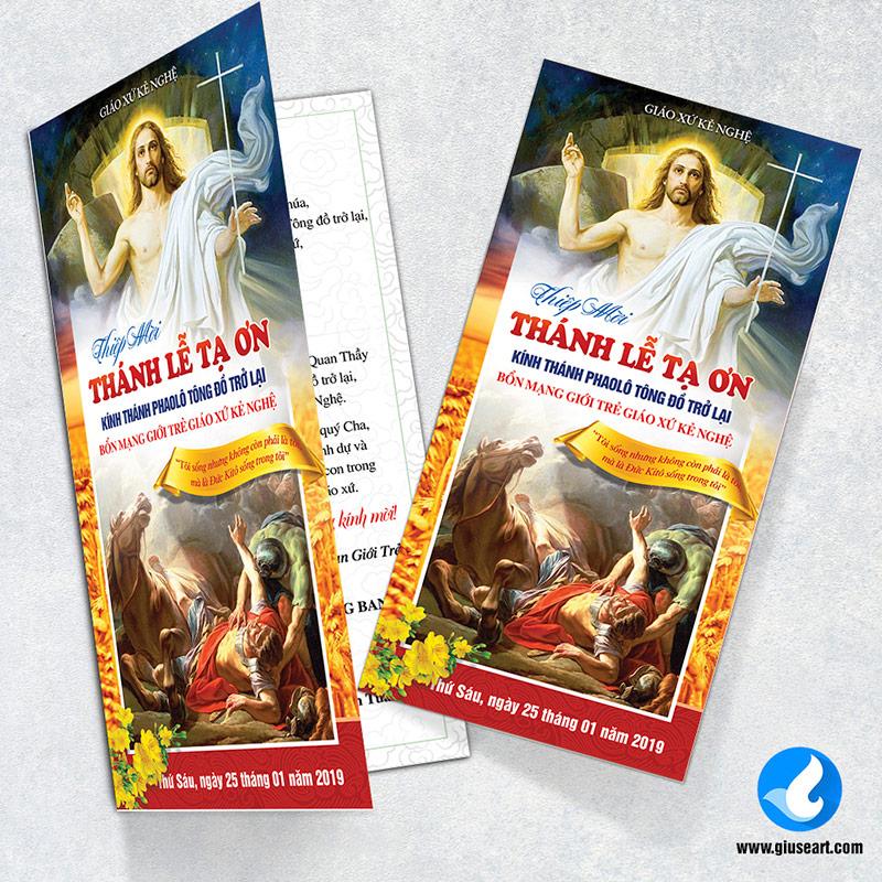 Giuseart.com-Mặt-trước-Thiệp-mời-bổn-mạng-Thánh-Phaolô